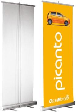 Roll-up 85x200 cm